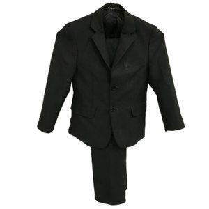 Weiqihan Black Size 52 Boys 2pc Suit